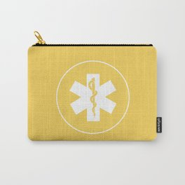 Medic ID Symbol (Primrose) Carry-All Pouch