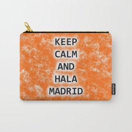 KC&HALAMADRID Carry-All Pouch