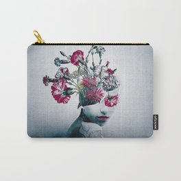 The spirit of flowers Carry-All Pouch
