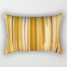 Sundried stripes Rectangular Pillow