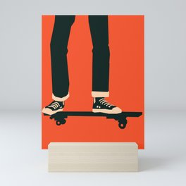 Back to the Future I Mini Art Print