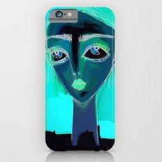 portrait of a gal iPhone 6s Slim Case