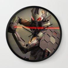 Cymurai 09 Wall Clock