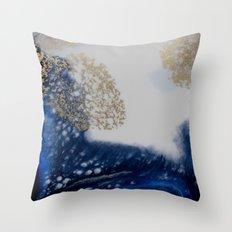Galactic Throw Pillow