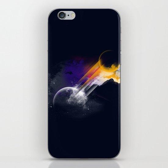 Night and Day iPhone & iPod Skin