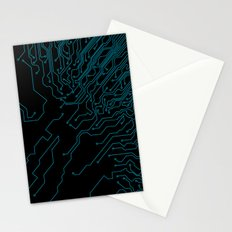 Circuit. Stationery Cards