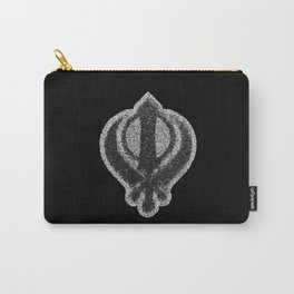 Many Paths of One Humanity - 6 of 7 - Sikhism Carry-All Pouch