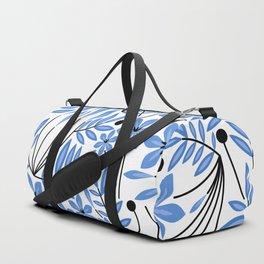 Spring Blues - Daffodils Duffle Bag