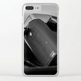 vintage camera culture_1 Clear iPhone Case