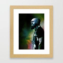 Mali Framed Art Print