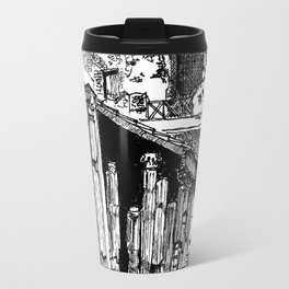 Herculaneum Courtyard Travel Mug