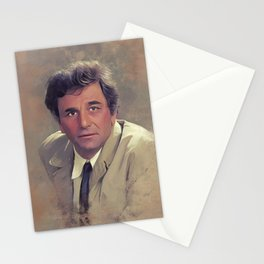 Peter Falk, Actor Stationery Cards