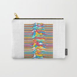 Unknown Colors Carry-All Pouch
