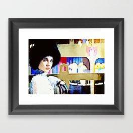 Vulnavia - 010c Framed Art Print