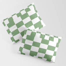 Checkered  Pillow Sham