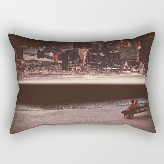 Great Escape Rectangular Pillow