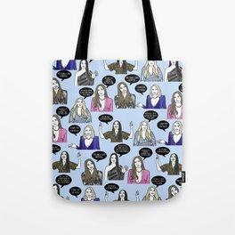 Salt Lake Ladies Tote Bag