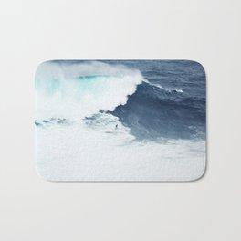 Wave Surfer Indigo Bath Mat