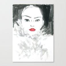 Beauty #1 Canvas Print