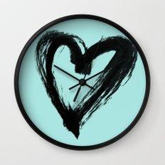 Heart 1 Wall Clock