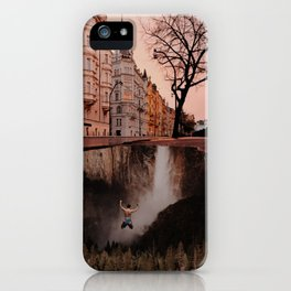 Adventure City by GEN Z iPhone Case