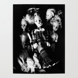 Thrift Shop Girls Poster