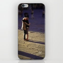 Romantic Italians iPhone Skin