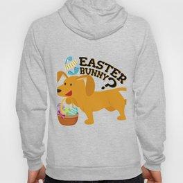 Dachshund Easter Funny For Boys Girls Love Dog Puppy Hoody
