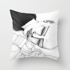 Dreams of Flying Throw Pillow