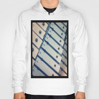 scales Hoodies featuring Scales by Rick Staggs