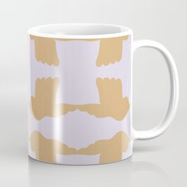 Birds out of the cage - synchronicity pattern #435 Coffee Mug