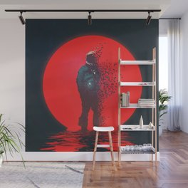 The Dispersion Effect Wall Mural