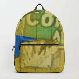 South Beach Overlay Backpack