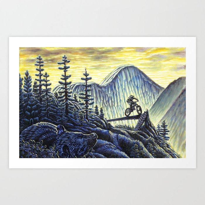 Greg's Dream Art Print