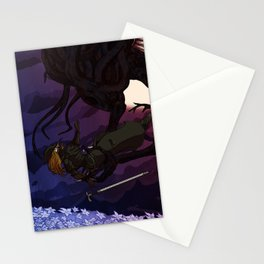Bloodborne Child of the Moon Presence Stationery Cards