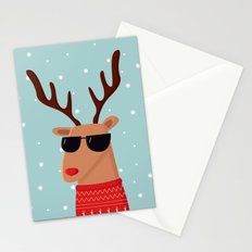 Merry Christmas Dude Stationery Cards