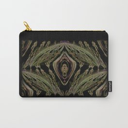 Abstract Tapestry Art. Sage. Carry-All Pouch