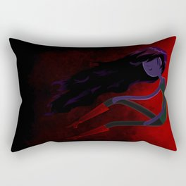 Vampire Queen Rectangular Pillow
