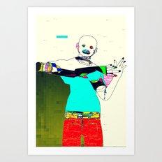 School's Out Art Print