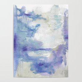 Cloudy Poster