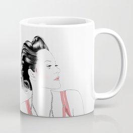 Marion Cotillard - Melancholia Serie Coffee Mug