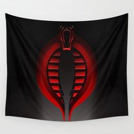 Cobra! Wall Tapestry