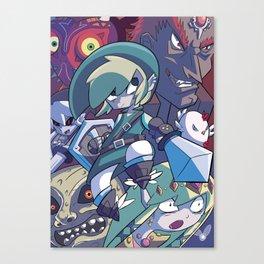 Link 64 Canvas Print