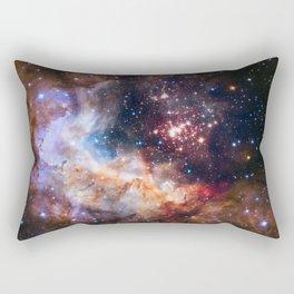 Hubble 25th Anniversary Image Rectangular Pillow