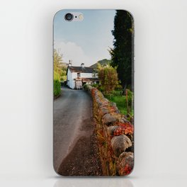 A Country Lane iPhone Skin