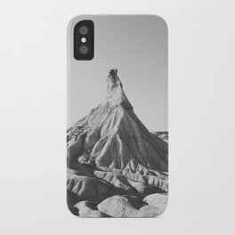 BADLANDS / Spain iPhone Case