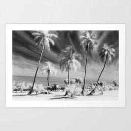 North Beach no.1 Art Print
