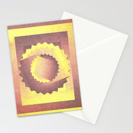Twisted in the sky Stationery Cards