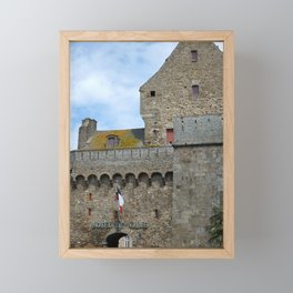 Saint Malo 5 Framed Mini Art Print