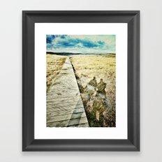 Connemara National Park, Ireland Framed Art Print